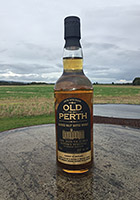 Exclusive 2020 Victoria Whisky Festival Old Perth Blended Malt Whisky